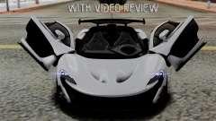 McLaren P1 GTR-VS 2013
