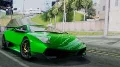 Lamborghini Murcielago LP670-4 SV 2010
