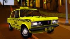 Zastava 125PZ Taxi для GTA San Andreas
