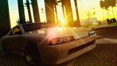 Elegy HellCat для GTA San Andreas