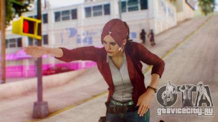 Jessica Jones Friend 1 для GTA San Andreas