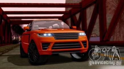 GTA 5 Gallivanter Baller LWB для GTA San Andreas