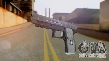 GTA 5 Pistol - Misterix 4 Weapons для GTA San Andreas