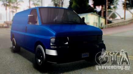 GTA 5 Vapid Speedo для GTA San Andreas