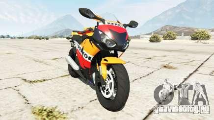 Honda CBR1000RR [Repsol] для GTA 5