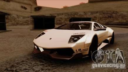 Lamborghini Murcielago LP670-4 SV 2010 для GTA San Andreas