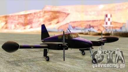 GTA 5 Western Company Cuban 800 для GTA San Andreas