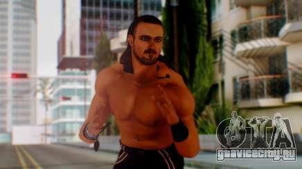 WWE Drew McIntyre для GTA San Andreas