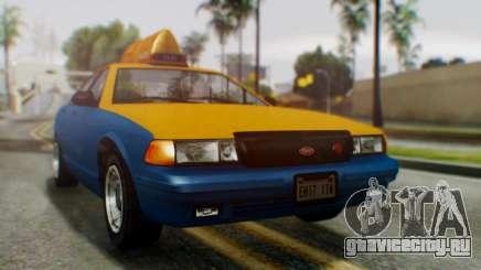 Vapid Taxi для GTA San Andreas