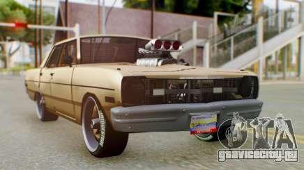 Dodge Dart 1975 Estilo Drag для GTA San Andreas