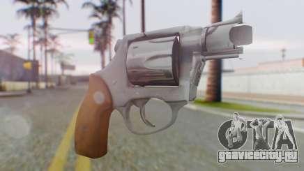 Charter Arms Undercover Revolver для GTA San Andreas