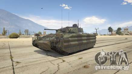 FV510 Warrior для GTA 5