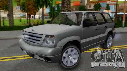 GTA 5 Albany Cavalcade IVF для GTA San Andreas