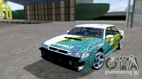 Sultan 4 Drift Drivers V2.0 для GTA San Andreas