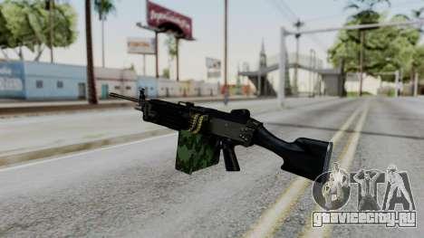 MG4 для GTA San Andreas второй скриншот