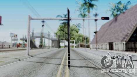 Deadpools Sword для GTA San Andreas второй скриншот