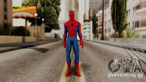 Marvel Heroes - Spider-Man Classic для GTA San Andreas второй скриншот