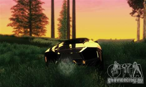EnbUltraRealism v1.3.3 для GTA San Andreas третий скриншот