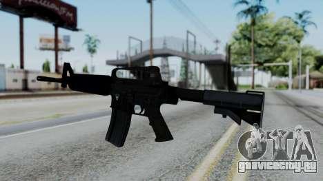 M16 A2 Carbine M727 v1 для GTA San Andreas второй скриншот