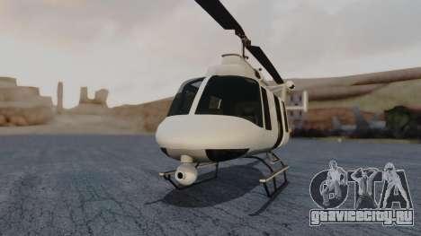 GTA 5 Buckingham Maverick для GTA San Andreas вид справа