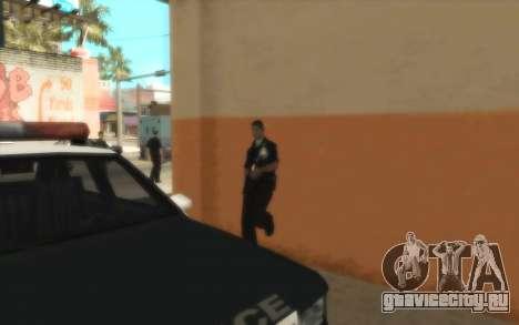 Полицейские C.R.A.S.H для GTA San Andreas четвёртый скриншот