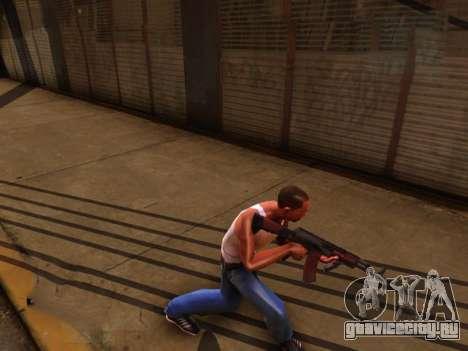 Реалистичные анимации 2016 для GTA San Andreas третий скриншот