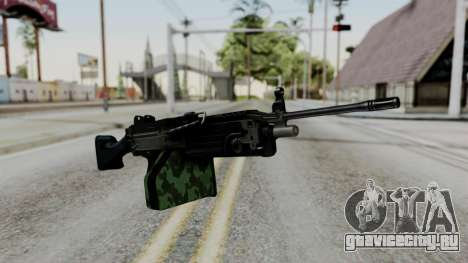 MG4 для GTA San Andreas