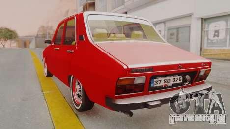 Renault 12 Toros v2 для GTA San Andreas вид слева