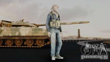 Somalia Militia Desert Camo для GTA San Andreas второй скриншот