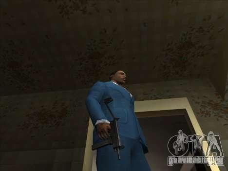 Набор русского оружия для GTA San Andreas шестой скриншот