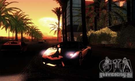 EnbUltraRealism v1.3.3 для GTA San Andreas пятый скриншот