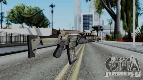 CoD Black Ops 2 - M8A1 для GTA San Andreas второй скриншот