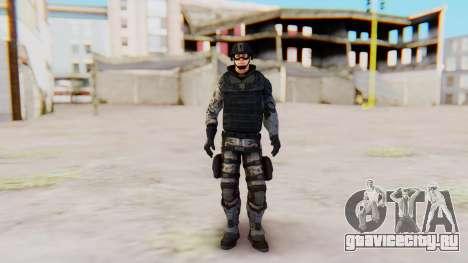 The Amazing Spider-Man 2 Game - Soldier для GTA San Andreas второй скриншот