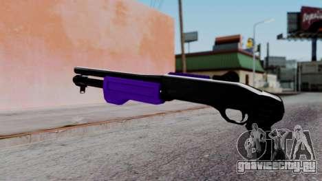 Purple Spas-12 для GTA San Andreas второй скриншот