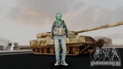 Somalia Militia для GTA San Andreas второй скриншот