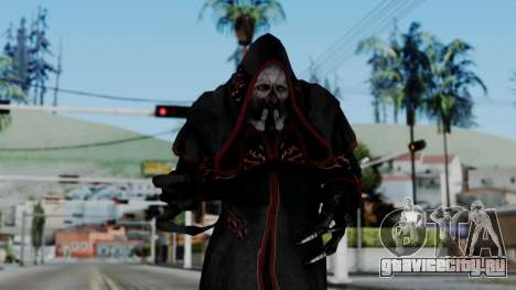 RE4 Monster Right Salazar Skin для GTA San Andreas