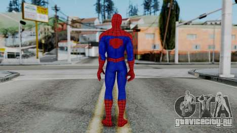 Marvel Heroes - Amazing Spider-Man для GTA San Andreas третий скриншот
