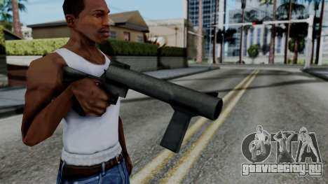 Vice City Beta Grenade Launcher для GTA San Andreas третий скриншот