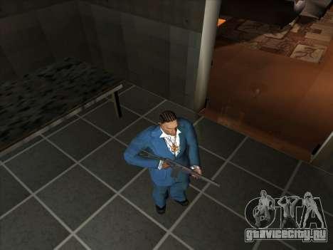 Набор русского оружия для GTA San Andreas четвёртый скриншот