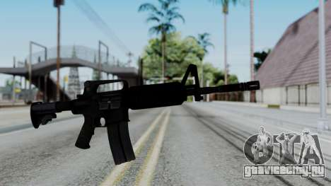 M16 A2 Carbine M727 v1 для GTA San Andreas
