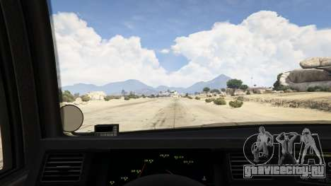 Police Towtruck для GTA 5 вид сзади