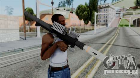 GTA 5 Homing Launcher - Misterix 4 Weapons для GTA San Andreas третий скриншот