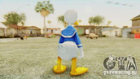 Kingdom Hearts 2 Donald Duck v2 для GTA San Andreas третий скриншот