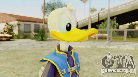 Kingdom Hearts 2 Donald Duck Default v2 для GTA San Andreas