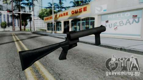 Vice City Beta Grenade Launcher для GTA San Andreas второй скриншот