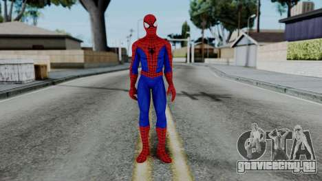 Marvel Heroes - Amazing Spider-Man для GTA San Andreas второй скриншот