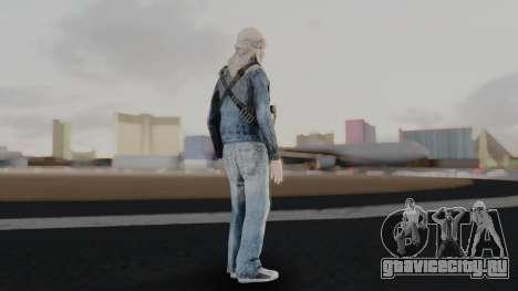 Somalia Militia Desert Camo для GTA San Andreas третий скриншот