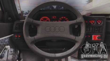 Audi Quattro Coupe 1983 для GTA San Andreas