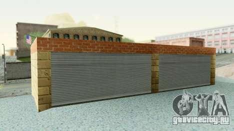 HD Doherty Garage для GTA San Andreas третий скриншот
