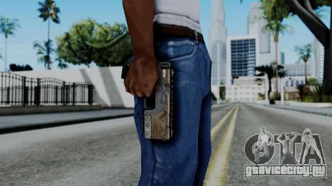 CoD Black Ops 2 - KAP-40 для GTA San Andreas третий скриншот